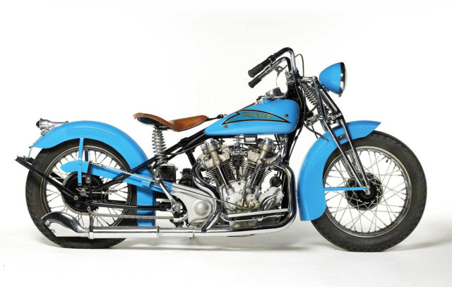 1937 Crocker 61ci