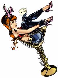 DAVID-VICENTE-иллюстрации-и-рисунки-рокабилли-рокабилли-девушки-и-тачки-иллюстрации-для-байкеров-26