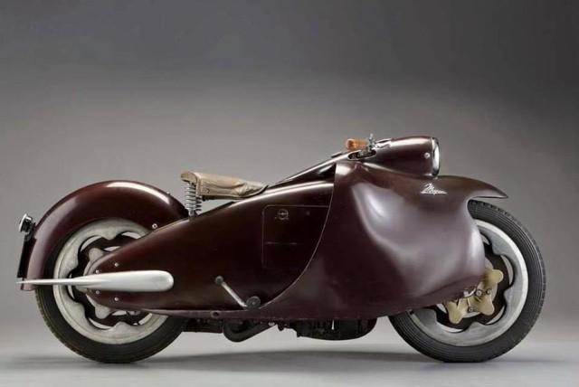 1949 Moto Major 350