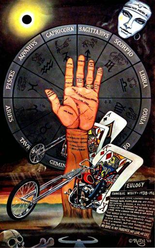 Outlaw+biker+art