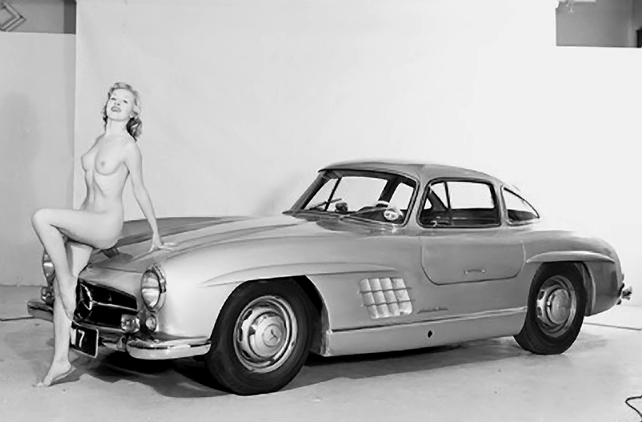 The European Sports Cars Of The 60s Raw Style Flesh