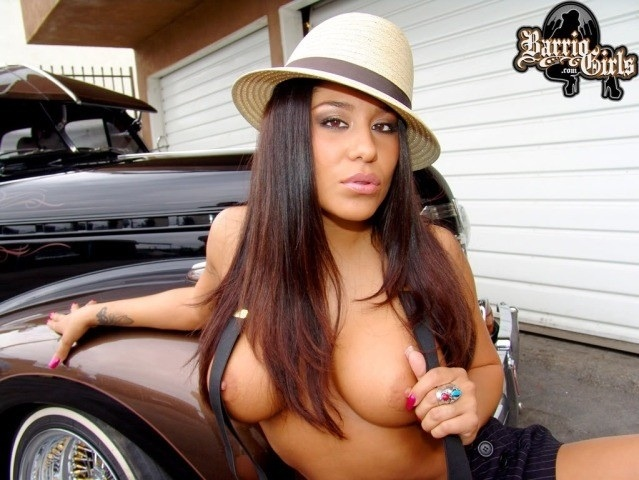 Models lowrider girls