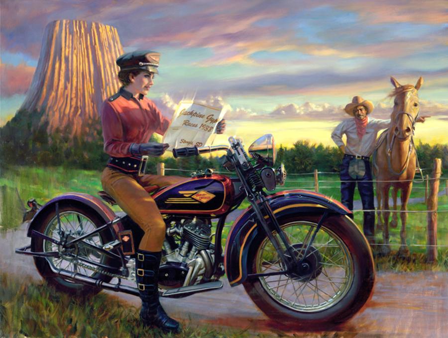 Iron Horse Motorcycles >> David Uhl – Flesh & Relics