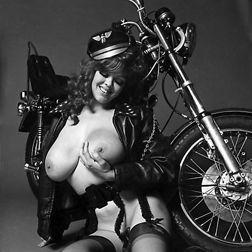 Bitches nude biker