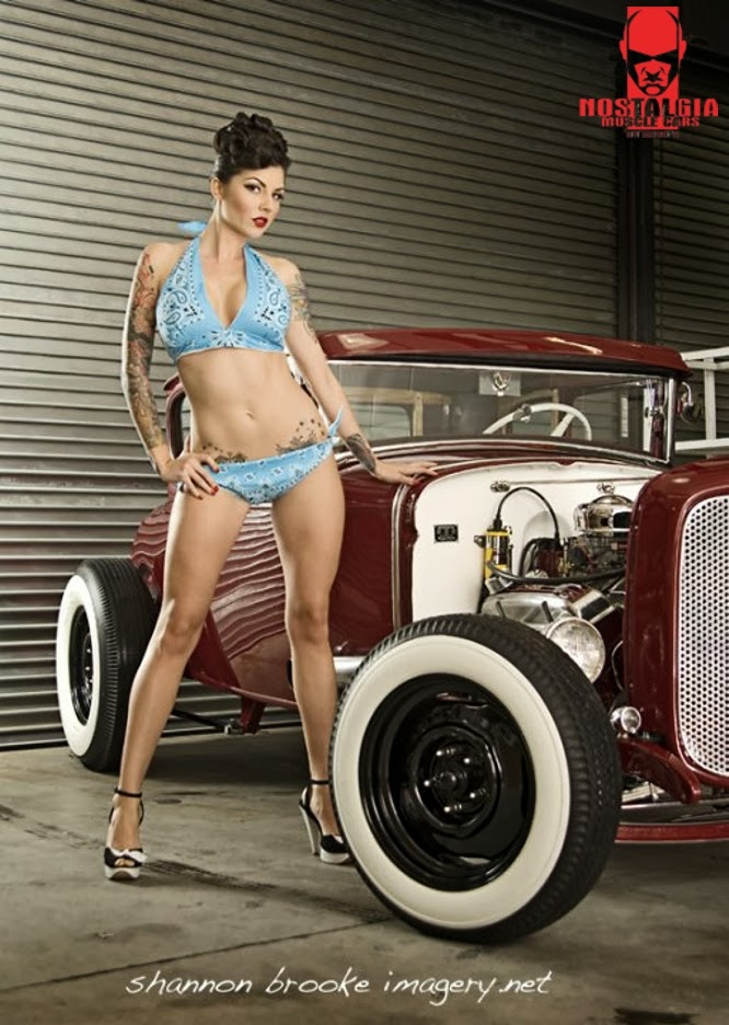 With hot rod girls nude xxx