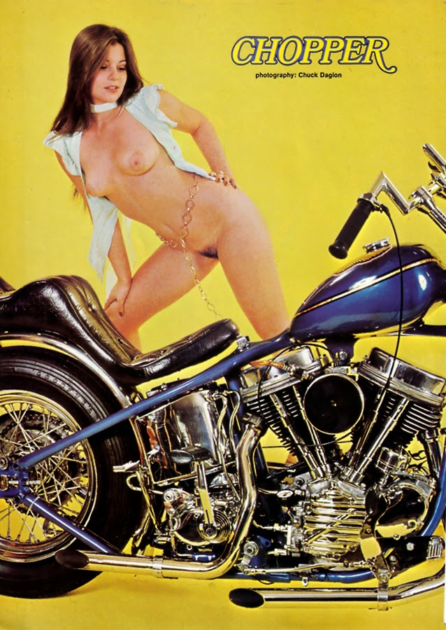 Remarkable, the Custom chopper motorcycles and girls